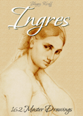 Ingres: 162 Master Drawings Book Cover