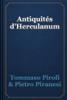 Tommaso Piroli & Pietro Piranesi - Antiquités d'Herculanum artwork