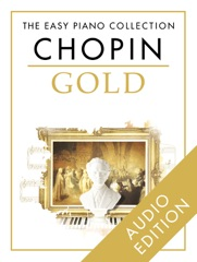 The Easy Piano Collection: Chopin Gold
