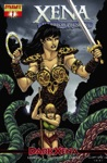 Xena Warrior Princess - Dark Xena 1