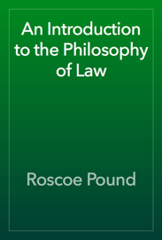 An Introduction to the Philosophy of Law book