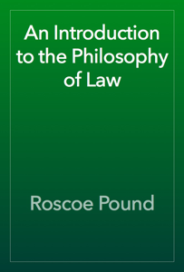 An Introduction to the Philosophy of Law Book Review