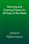 Morning And Evening Prayers For All Days Of The Week