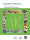 Consultation Dexperts Sur Les Indicateurs Nutritionnels Pour La Biodiversit