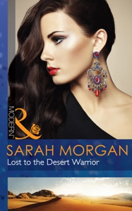 Lost To The Desert Warrior Book Cover