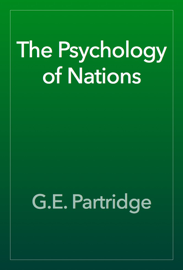 The Psychology of Nations book