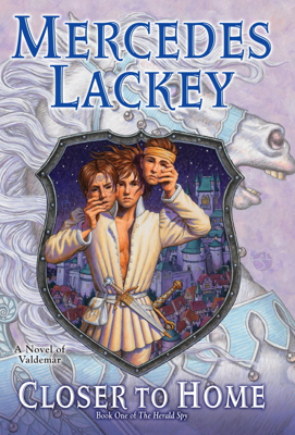 Closer to Home - Mercedes Lackey book