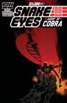 GI Joe Snake Eyes Agent Of Cobra 5