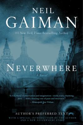 Neil Gaiman - Neverwhere book
