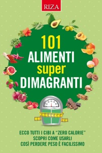 101 alimenti super dimagranti Book Cover