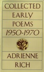 Collected Early Poems 1950-1970