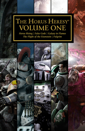 The Horus Heresy Volume One