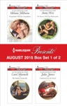 Harlequin Presents August 2015 - Box Set 1 Of 2