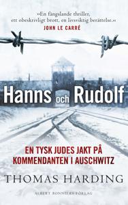 Hanns och Rudolf Cover Book