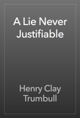A Lie Never Justifiable