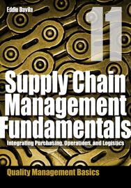 Supply Chain Management Fundamentals, Module 11 book