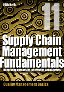 Supply Chain Management Fundamentals, Module 11 Summary
