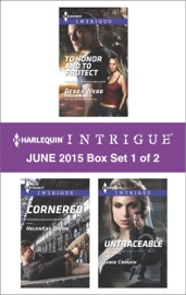 Harlequin Intrigue June 2015 - Box Set 1 of 2 PDF Download