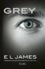 E L James - Grey - Cinquante nuances de Grey par Christian  illustration
