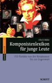 Komponistenlexikon für junge Leute