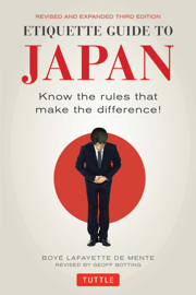 Etiquette Guide to Japan book