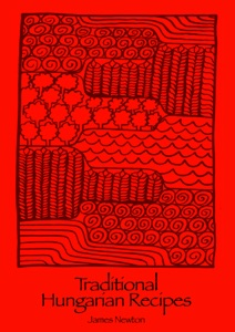 Hungarian Cookbook: Traditional Hungarian Recipes Book Cover