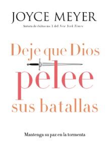 Deje que Dios pelee sus batallas Book Cover