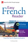 Easy French Reader Premium Third Edition