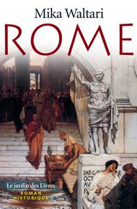Rome La couverture du livre martien