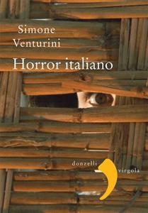 Horror italiano Copertina del libro