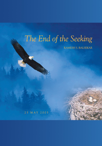The End of the Seeking Libro Cover