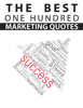 Carlos Merlo - 100 one hundred marketing quotes artwork