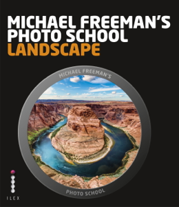 Michael Freeman's Photo School: Landscape Libro Cover