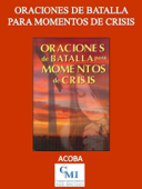 Oraciones de Batalla para Momentos de Crisis Book Cover