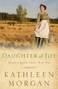 Daughter of Joy Cover Book