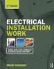 Brian Scaddan - Electrical Installation Work, 8th ed artwork