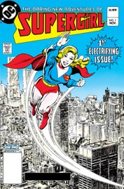 The Daring New Adventures Of Supergirl 1982 1