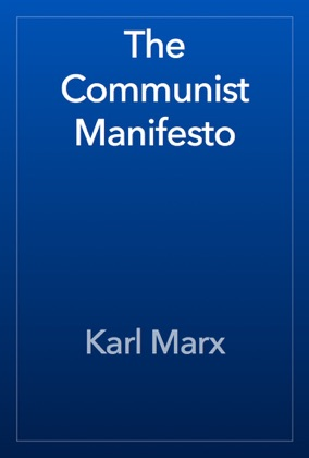 The Communist Manifesto book cover