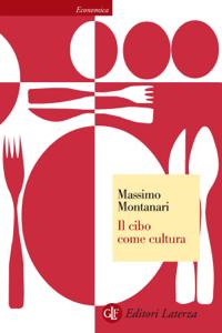 Il cibo come cultura Copertina del libro