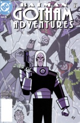 Batman: Gotham Adventures (1998-) #5