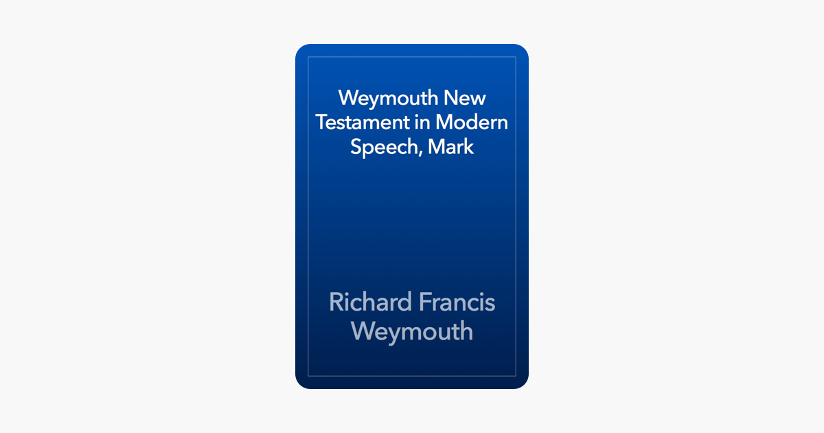 Resources for Richard Francis Weymouth
