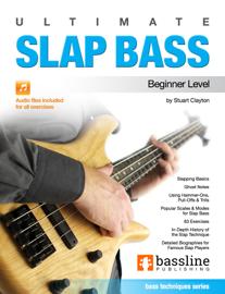 Ultimate Slap Bass book