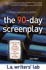 The 90-Day Screenplay
