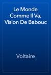 Le Monde Comme Il Va Vision De Babouc