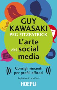 L'arte dei Social Media Copertina del libro