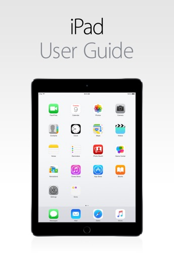 iPad User Guide for iOS 8.4 - Apple Inc. - Apple Inc.