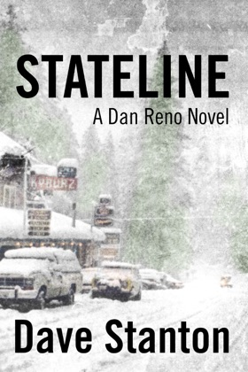Stateline book cover