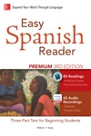Easy Spanish Reader Premium Third Edition