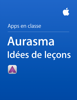 Apple Education - Aurasma Idées de leçons artwork