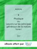 Aristote - Physique illustration
